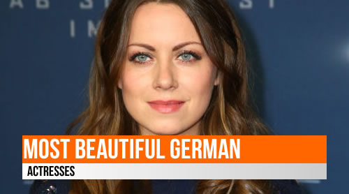 LIST: Most Beautiful German Actresses