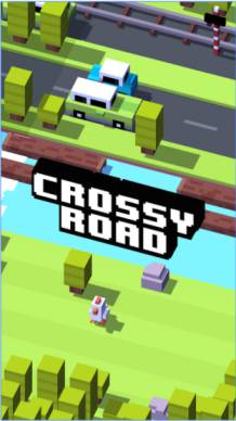 Game Action Android Populer Crossy Road Mod Apk