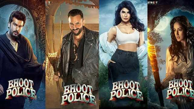 Bhoot Police Full Movie