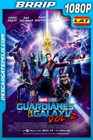 Guardianes de la galaxia Vol 2 (2017) 1080p BRrip Latino – Ingles