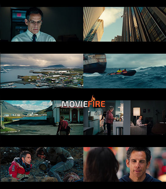 The Secret Life of Walter Mitty (2013) 1080p