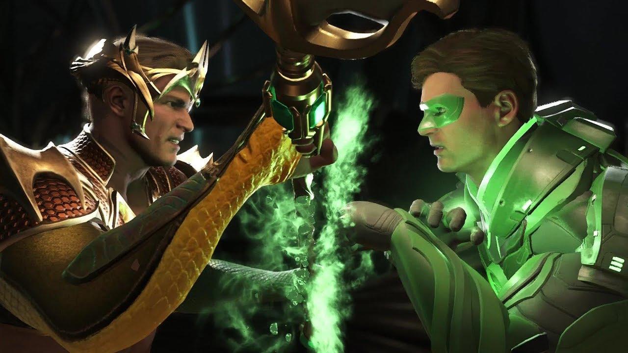 Série do Lanterna Verde e desenho do Aquaman sendo desenvolvido para o HBO Max