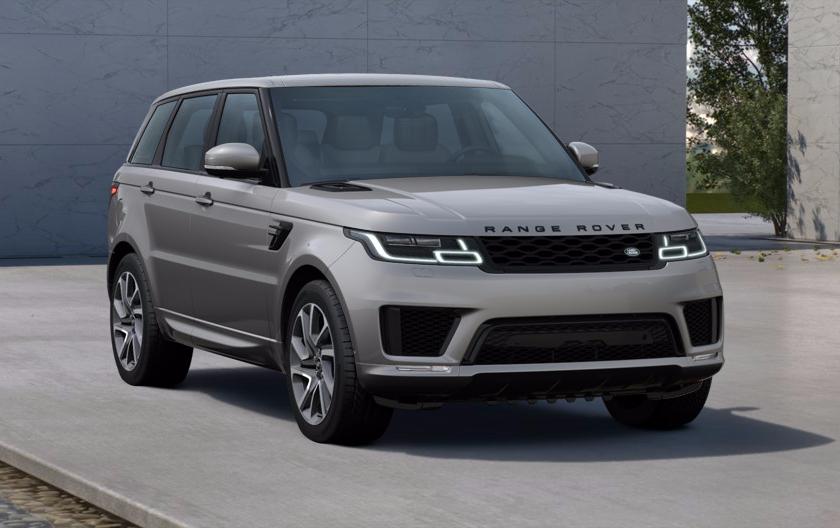 Range Rover Sport 2018 Couleurs Colors