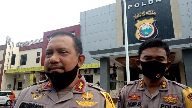 Kapolda Malut Beri Teguran ke Polres Sula Terkait Kasus Lelucon Gus Dur