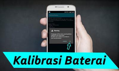 Cara Kalibrasi Baterai Samsung Android Tanpa Aplikasi