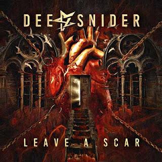 """Ο δίσκος του Dee Snider """"Leave a Scar"""""""