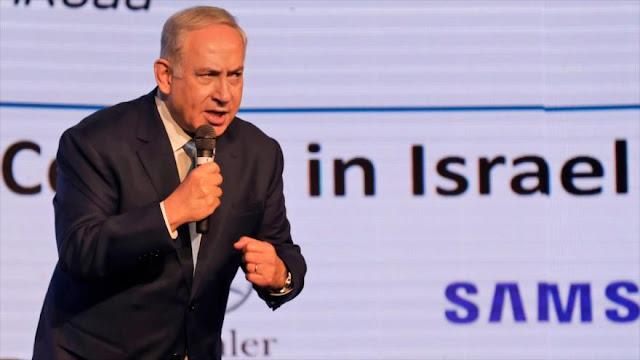 Netanyahu presiona a otros países para seguir iniciativa de EEUU