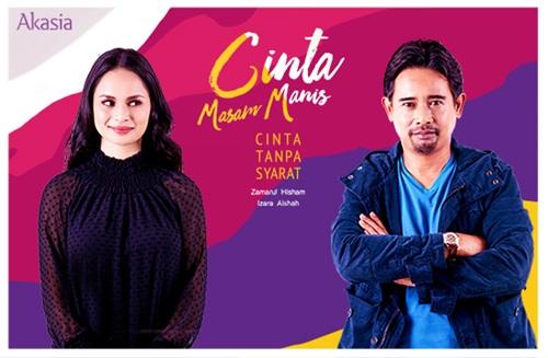 Sinopsis drama Cinta Masam Manis TV3, pelakon dan gambar drama Cinta Masam Manis TV3, Cinta Masam Manis episod akhir – episod 24