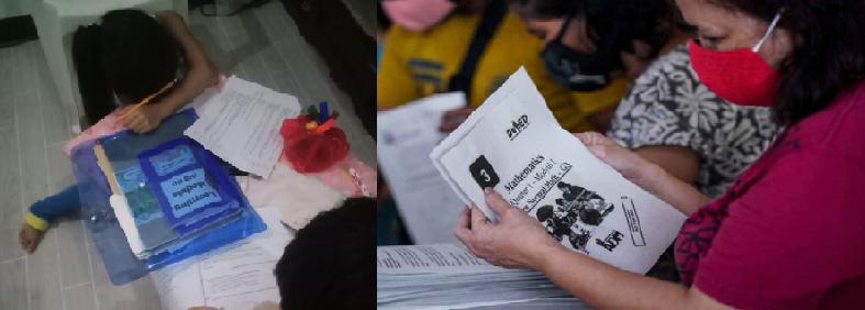 """Liham ng isang ina para sa DepEd: """"Pakinggan niyo po sana kami"""""""