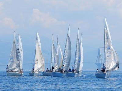 Ολοκληρώθηκε η 1η φάση του Πανελλήνιου Πρωταθλήματος Ιστιοπλοΐας με σκάφη τύπου J/24