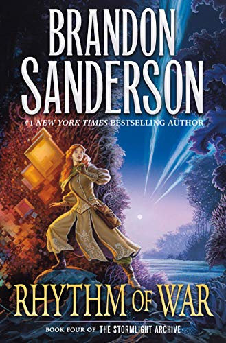 Rhythm of War Brandon Sanderson