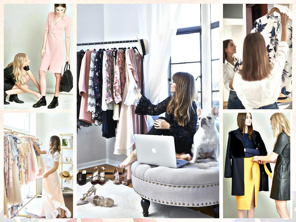 Personal shopper online - moda