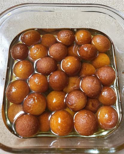gulab jamun diwali recipe