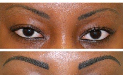 Embellir ses sourcils les derni res techniques en 2015 - Maquillage permanent sourcil poil poil ...