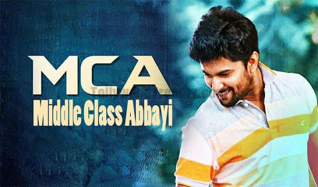 Filmywap MCA (Middle Class Abbayi) Hindi Dubbed Full Movie Download HD 720p