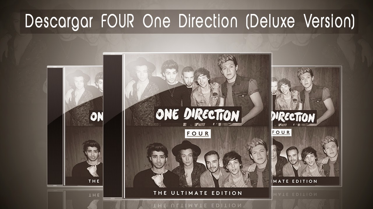 TUTORIALES MÉNDEZ: Download Album FOUR One Direction ...