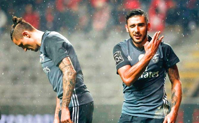 Benfica Futebol Salvio
