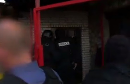 VIDEO: Kosovska policija Rosu hapsi Srbina bivšeg policajca