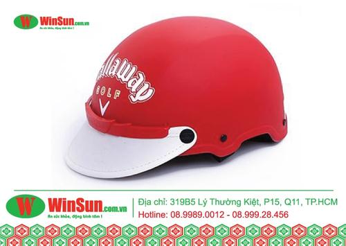 Nón bảo hiểm trẻ em sản xuất tại Winsun