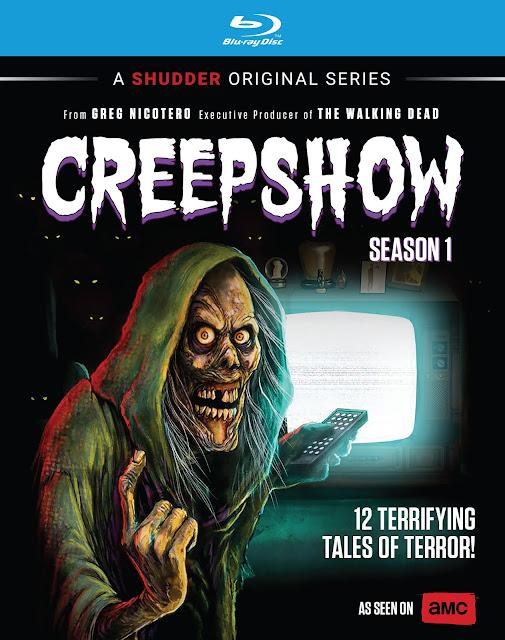 Creepshow Box Art Image
