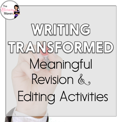 Are you struggling to get students to make meaningful changes to their writing? Do your students want their first draft to be their final one? This #2ndaryELA Twitter chat was all about the revising and editing stages of the writing process. Middle school and high school English Language Arts teachers discussed how this instruction happens in their classrooms. Teachers also shared rubrics, checklists, peer activities, and technology resources. Read through the chat for ideas to implement in your own classroom.
