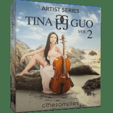 Cinesamples Tina Guo vol 2 KONTAKT Library