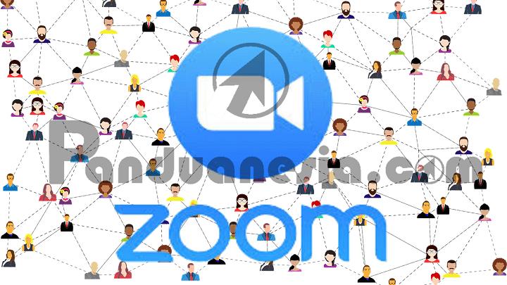 Cara presentasi menggunakan Zoom