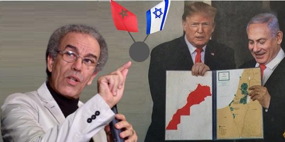 تطبيع العلاقات المغرب اسرائيل الصحراء احمد عصيد