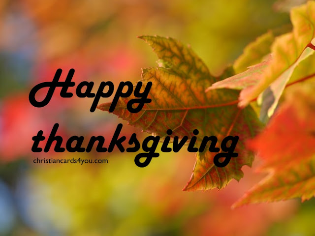 free happy thanksgiving image to share with family friends