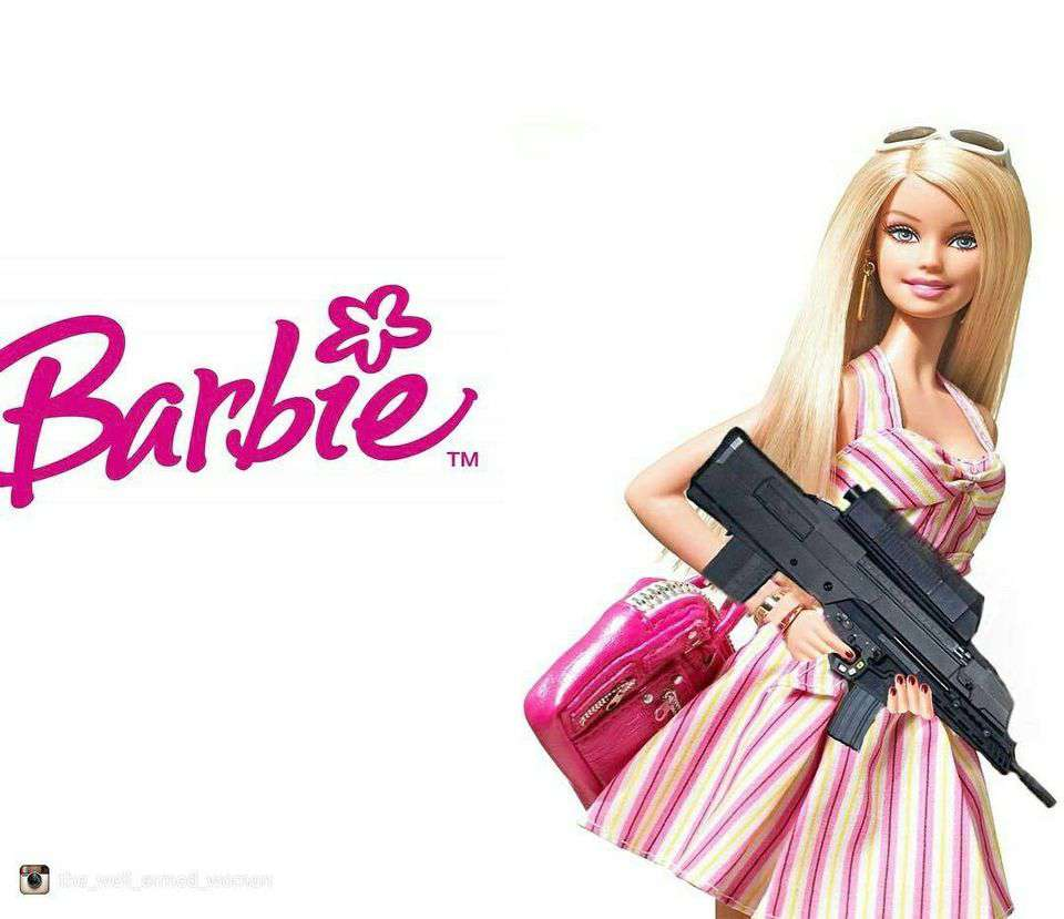 National Barbie Day Wishes Photos