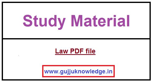 Law PDF file