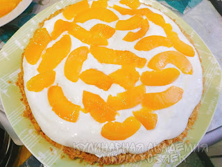 Вкусный торт Рафаэлло