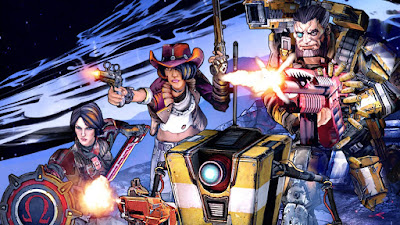 Download Borderlands The Pre Sequel Highly Compressed Game For PC