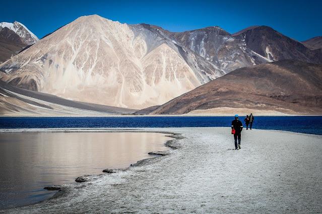 Ladakh coldest deserts in India