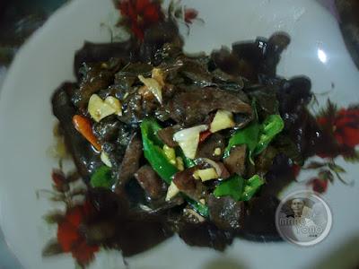 Tumis Jamur Kuping / Supa Lember Cabe Ijo