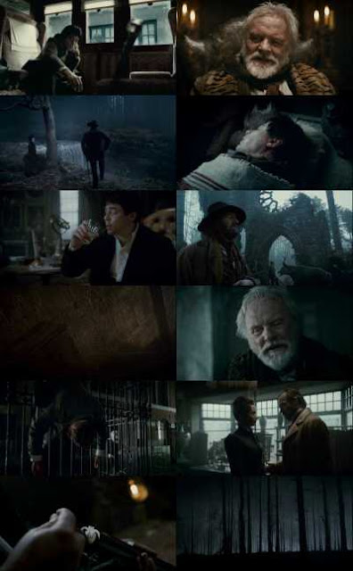 The Wolfman (2010) Full Movie Download Hindi - Eng - Tamil - Telugu BDRip