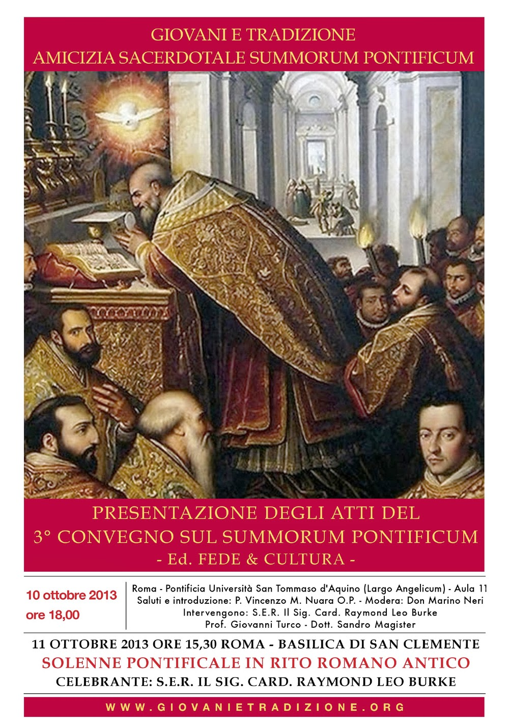 RORATE CÆLI: October in Rome - important events reminder