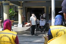Wali Kota Mataram Serahkan Bantuan Senilai 2 Milyar Lebih lewat BAZNAS