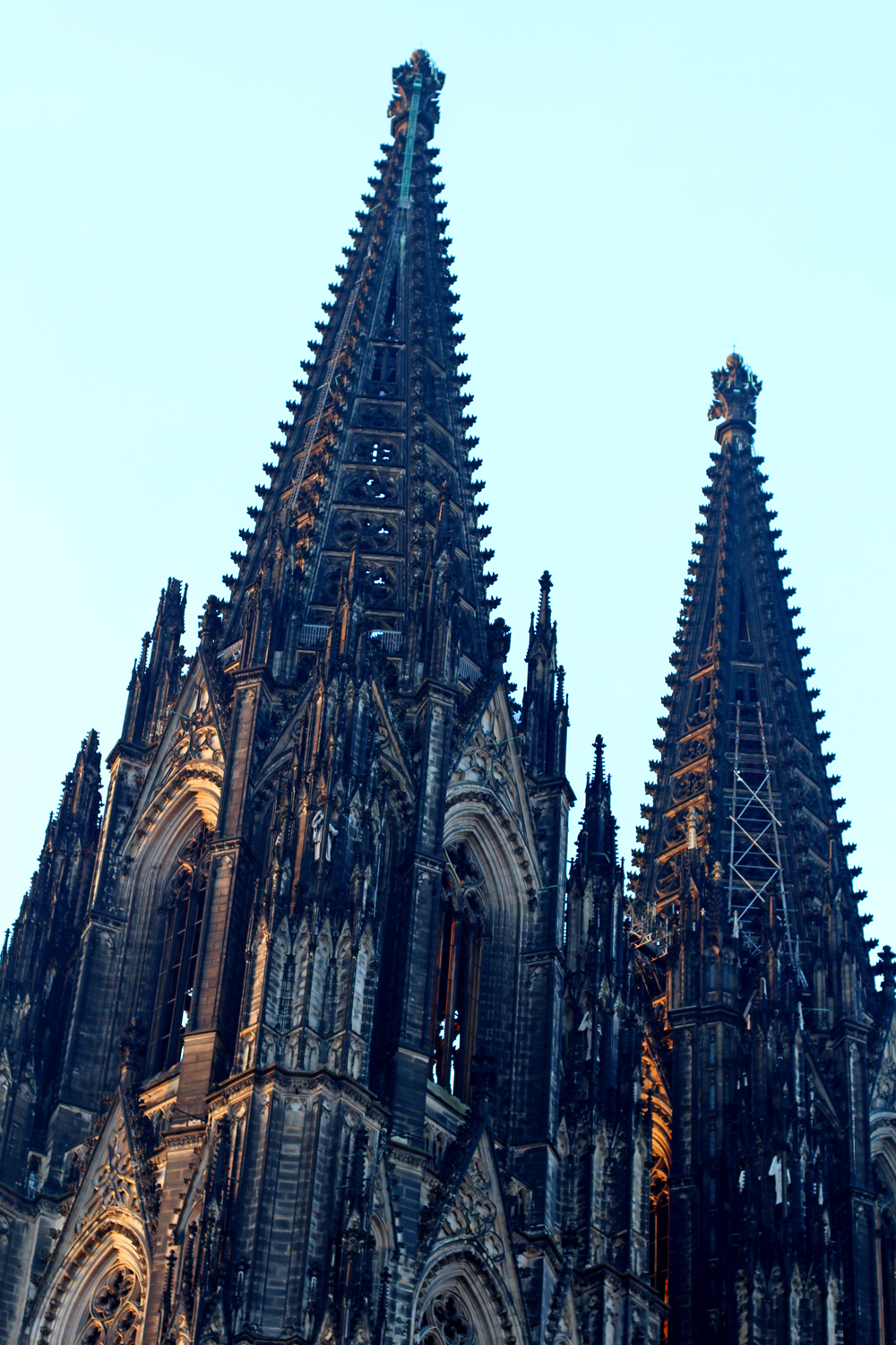 Koln Cathedral - UK travel & lifestyle blog