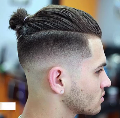 Model rambut potongan pria gondrong 2020