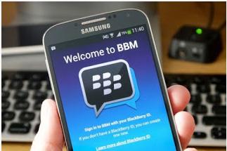 Cara Menghilangkan Iklan Pada BBM Android Yang Sering kali Muncul Dan Mengganggu Aktifitas Anda