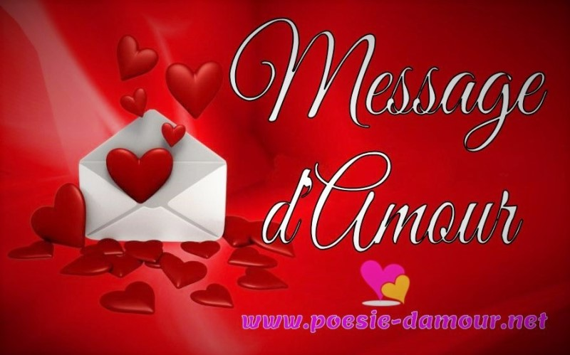 Petits Messages Damour Tendresse Passion Poésie Damour