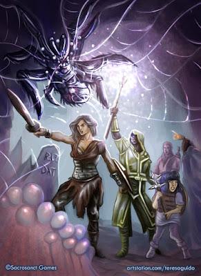 Chromatic Dungeons Full game