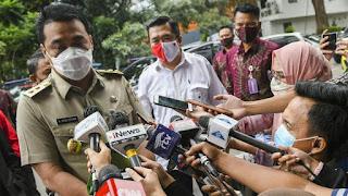 Wagub DKI Jakarta Ahmad Riza Patria Terkonfirmasi Positif Covid-19