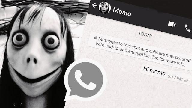 momo, origem momo, momo challenge, desafio momo, filme momo, filme de terror momo, lançamentos de terror