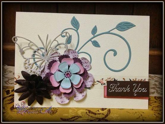 Hanezz Art: Card: Thank You Teacher!