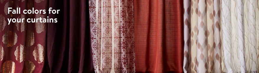 Curtain With Attached Valance Beads Blinds Hooks Lights