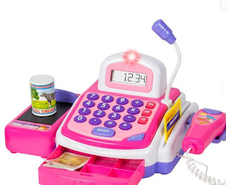 Yamama Banking Cash Register Toy Review and price