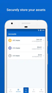 Coinbase Bitcoin Wallet for Android