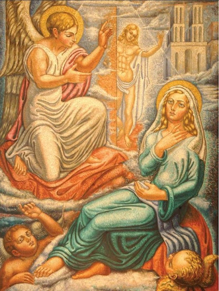 Sin Título (Anunciación), 1942